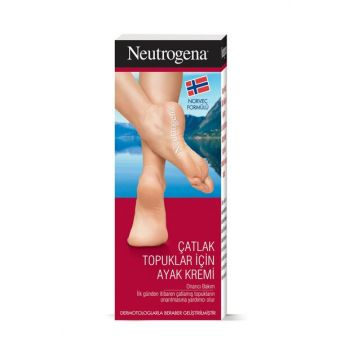 Norway Formula Foot Cream for Cracked Heels 40ml 3574660232691