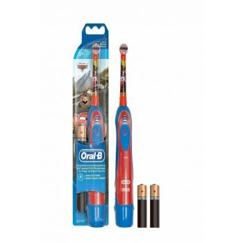 Disney Themed Battery Powered Toothbrush Kids Mcqueen D2010k 4210201305002