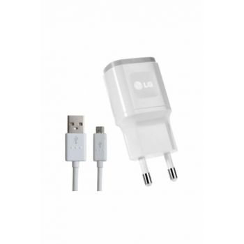 Original Charger and Data Cable White MCS-04ED / B 0002342347203