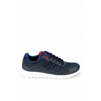 Navy Red Men's Running & Training Shoes 000000000100358419