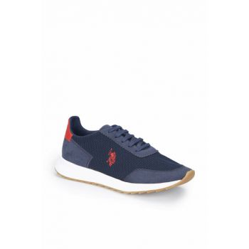 Navy Blue Men's Sneaker 000000000100311358