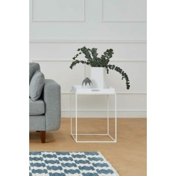 Fika Trays Side Table White TYVLG8-322