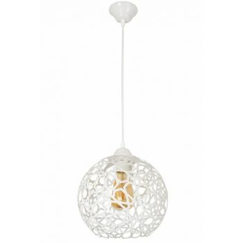 Selcuklu Single Case White Chandelier 601 0239 27 099