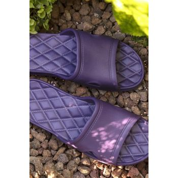 Elisa Women's Slipper - Purple 1KTERL0286
