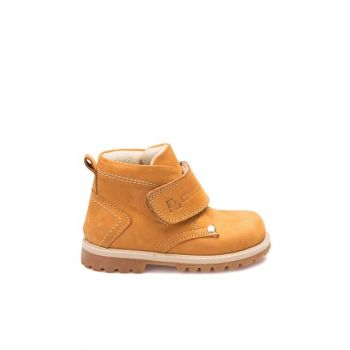 Yellow Unisex Children Boots 100227303