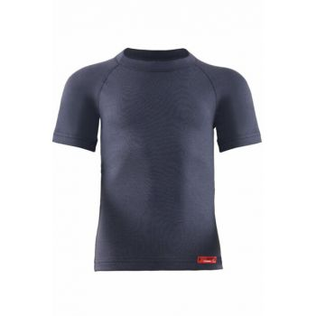 Kids Anthracite Level 2 Thermal T-Shirt 9267 80590