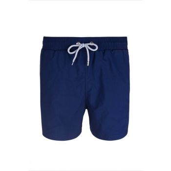 Men's Navy Blue Shorts 67841 / 5C