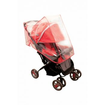 Baby Stroller Raincoat KPBAO55912RED