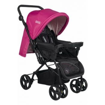 Tommybaby Nadia Luxury Double Direction Baby Stroller Pushchair Pink / TM-615-4