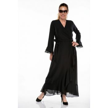 Women's Black Aline Dress fw01946eb
