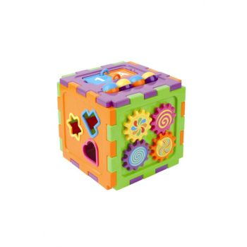 Tanny Multifunctional Entertainment Cube / 9048