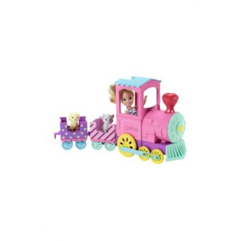 Barbie Chelsea Train Play Set 107033