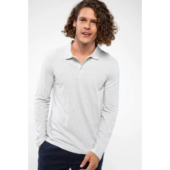 Men's Basic Polo T-shirt