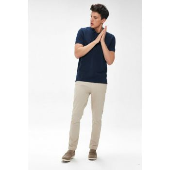Men's Beige Trousers 1190493 279477