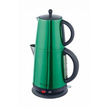 Awox Demplus Tea Maker Green 5007-3