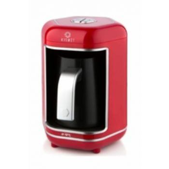 King K 605 Kismet Red Coffee Machine