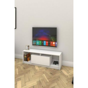 Marmaris 120 TV Stand White 030 0100 844 120 40