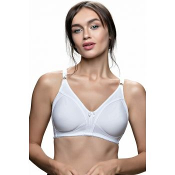 White Raised Retriever / Minimizer Bra AYCI-320