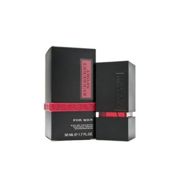 Sport Male Edt Spray 50 mL Bu12A02 BU12A02