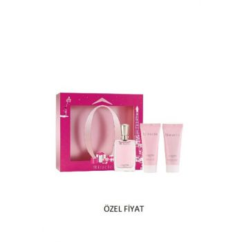 Miracle Edp 30 ml + Body Lotion 50 ml + Shower Gel 50 ml Women Perfume Set 3614271847133