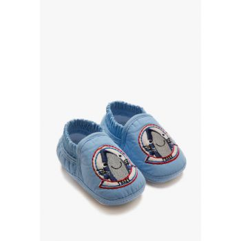 Blue Baby Boy Loafers 8YMB20000AA