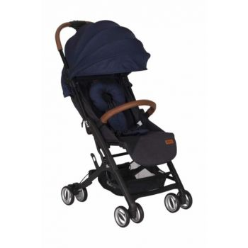 Kraft Flex One Way Baby Stroller Navy Blue / 353062-00017_R031