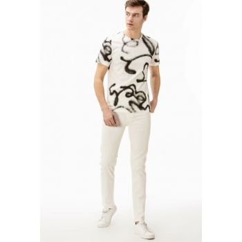 Men's White Trousers HH4604