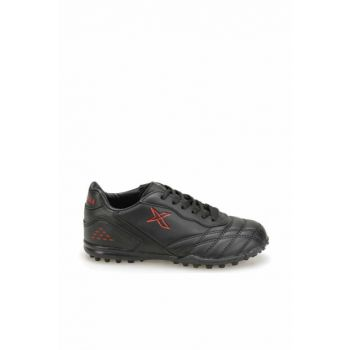 Black Red Boys' Football Field Shoes / Cleats 000000000100347343