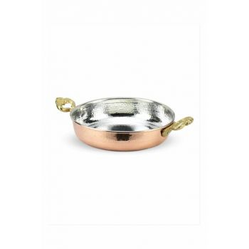 Thin Copper Egg and Kuymek Pan 19 Cm 0669014201249