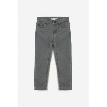 Gray Child TROUSERS 0KKB46277DD