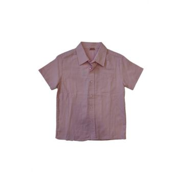 Boys' Shirts LILA 11-12 Mourning K-61KL3782