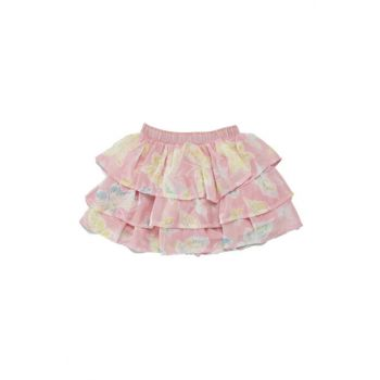 White Girls' Skirt WK16S1531