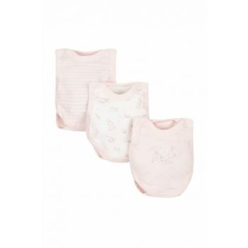 Baby Girl Premature Body - 3 Pack KA045
