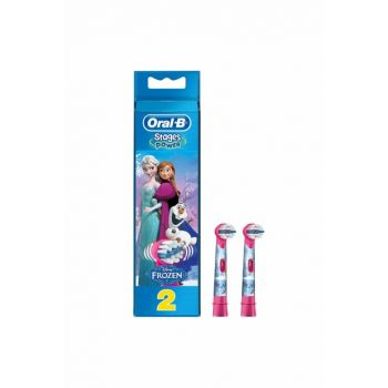 Stages Power Frozen Toothbrush Replacement 2 Li 97517
