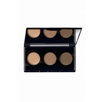 Brow Shaping Palette - Cool Browns 6 gr 8690131772369 1543113