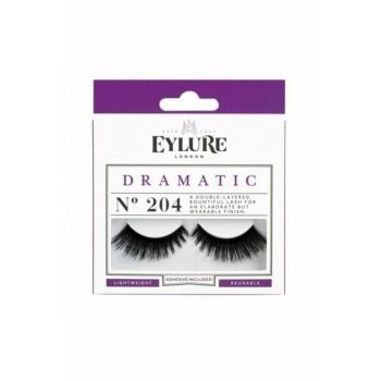 Used False Eyelashes - Dramatic 204 5011522060545