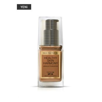 Foundation - Healthy Skin Harmony Miracle Foundation 90 Toffee 8005610433646