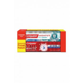 Optical White + Sensitivity Pro Solution Toothpaste 75ml 8718951270831