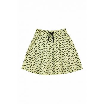 Yellow Girls' Skirt 35A199207Y91