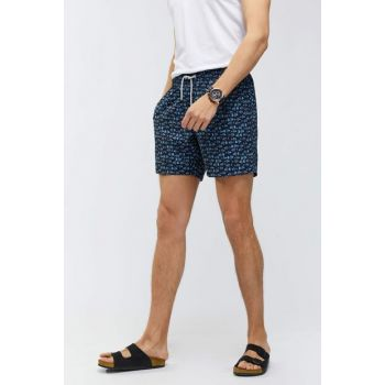 Men's Navy Blue Sea Short - A91Y3804