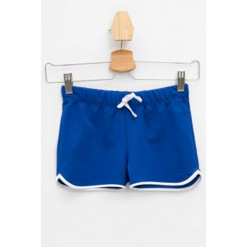 Blue Shorts Detailed L6125A6.19HS.BE114