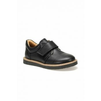 KARAGO.19F Black Boys Shoes