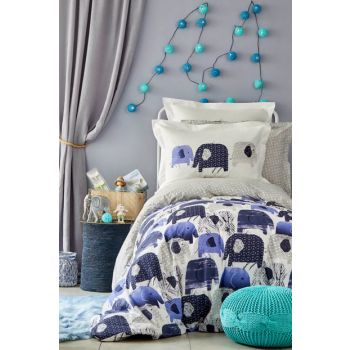 Mag Ruben Blue Bedding Set 201.13.01.0058