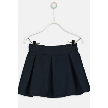 Girl's Dark Navy Blue Hrc Skirt 9W2960Z4