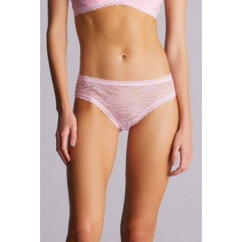 Disco Pink Amore Hipster Panties PLSGIWCX19IY-DCP