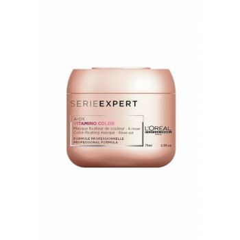 Nourishing and Repairing Mask for Color-Treated Hair - A-ox Vitamino Color 75 ml 3474636568963
