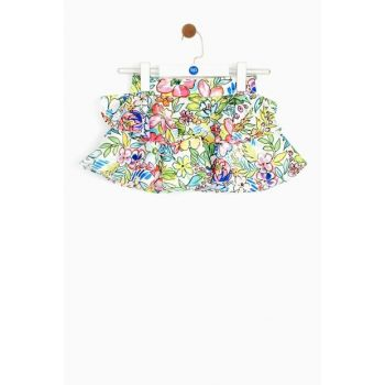 Baby Girl Patterned Skirt