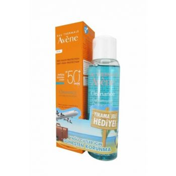 Cleanance Solaire SPF50 + 50 ml - 100 ml Cleaning Gel 3282770074598