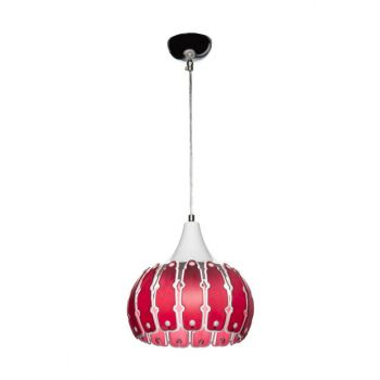 Sali Single Red Chandelier Limited In Stock 701 0515 27 018