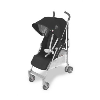 Maclaren Quest 2018 Baby Carriage Black Silver / WD1G040092